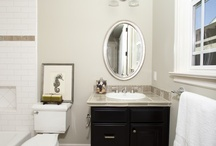Bathroom renovation / by Becky Loyer