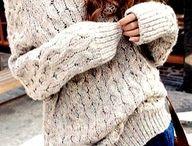 Sweater Weather / by Maddie Kurilla