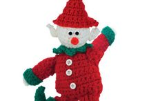 Crochet -Christmas / by Sherry Kiolbassa