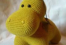 Muñecos Tejidos/Crochet/Toys Crochet/Dolls 7 / by Gato Chirolio !