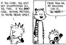 Calvin and Hobbes / by Lesa GQVH