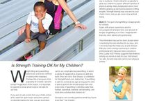 Fit Kids / Need ideas for keeping every generation healthy? Check out our compliation of workouts, kid-friendly recipes and more.   / by WellnessMats Fitness