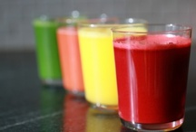 juicing and smoothies / by Tammy Carroll