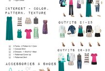 Outfit planning / by Noel Grace