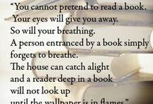 Bookworm / by Sarah Lam