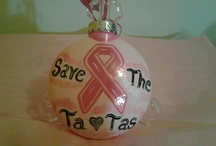 Save The Ta Tas / by Erica Wood