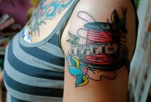 Tatoos / by Celine Furet