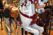 Carousels / by Dianne Asby