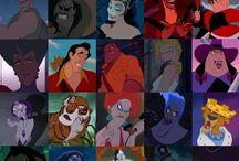 World of Disney / by colla granger