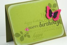 Card Making and Stamping Ideas / by Brandi Franzman