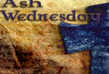 Ash wednesday / by Threase Anderson