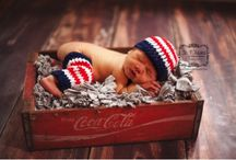 Baby outfits, toys / by Tammy Jones