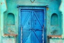 cool doors / by Sam Schuder