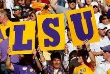 LSU Fighting Tigers / by Robert Wagnon