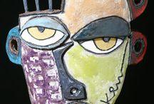 Mascaras,, / by Mari Carmen L