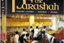 Weekly Torah Download / by Artscroll