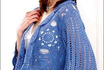 Crocheted Tops / by SallyAnn Bruce