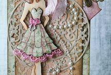 Prima Doll Stamp Ideas / by Marta Maria Allen