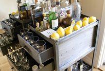 Bar Cart Love / by Holly Ledingham