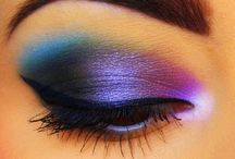 Beautiful Eyes / Make-up / by Mickey Girl