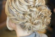 wedding hair / by Ruth Schaaf
