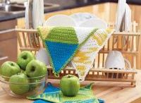 Dishcloth Patterns / by Lisa Anderson