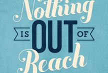 Typography & Lettering / by Kyla Stefans