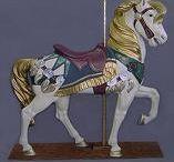 carousel horses / by Cindy Davis