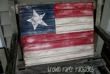 4th of July/Americana / by Jaline Eguillos-Johnson Lyons