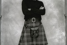 Hot men in kilts / by Lee Dolly