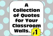 Bulletin Board Ideas / by Ashley Evans