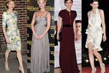 Celebrities and Fashion / by Romina