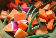 easy side dishes / by PantryDoctor