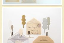 Paper Inspiration / Inspiration in the form of beautiful paper creations. / by Natalie Stern