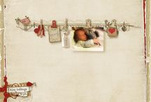 Scrapbooking LO / by Magali Pertoldi