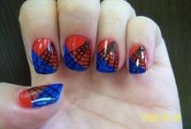 nails / by Rachele Herimann