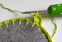 Crochet Tips and How To's  / by Roxann Conger