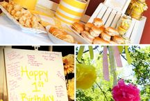 Party Planner is my Middle Name!! ; ) / by Genevieve Casanova-Cespedes