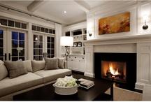 Living Room Ideas / by Jennifer Mathieu