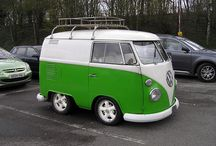 VW Van Obsession / by Mary Olson