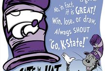 Kansas State Wildcats!! / by Christina Stanley