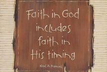 Faith / by Anita Schuck