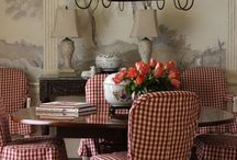 Gingham and Polka / Two things I love in life / by Holly Bliss