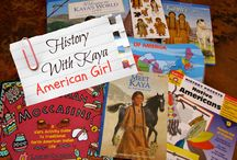 Girls of American History Ideas / by Creative Learning Fun
