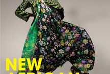 Africa Fashion in Print / by Africa Fashion
