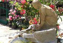 Garden decor / by Jane Gates