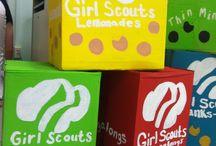 girl scouts / by Jennifer Hooper