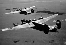 B 24's / by Mickey Walters