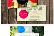 Business Cards / by Takiya Jones