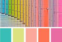 Color.Inspiration / by Faith Jones